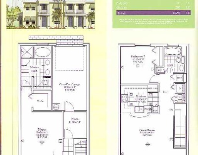 Evergrene Palm Beach Gardens Floor Plans Garden Ftempo